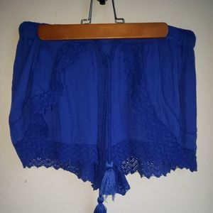 American Rag fancy Blue Dress shorts